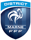 DISTRICT  MARNE DE FOOTBALL