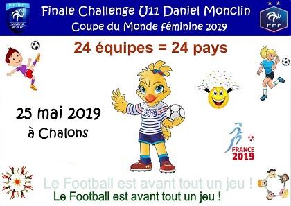 Finale Festival U11 Challenge Daniel Monclin District Marne