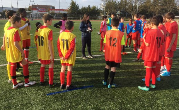 Journee Departementale De Detection U13 Les Espoirs Du Foot