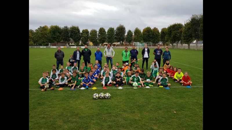 Plateaux Foot Animation District Marne